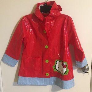 Hello Kitty 💗 Rain Jacket